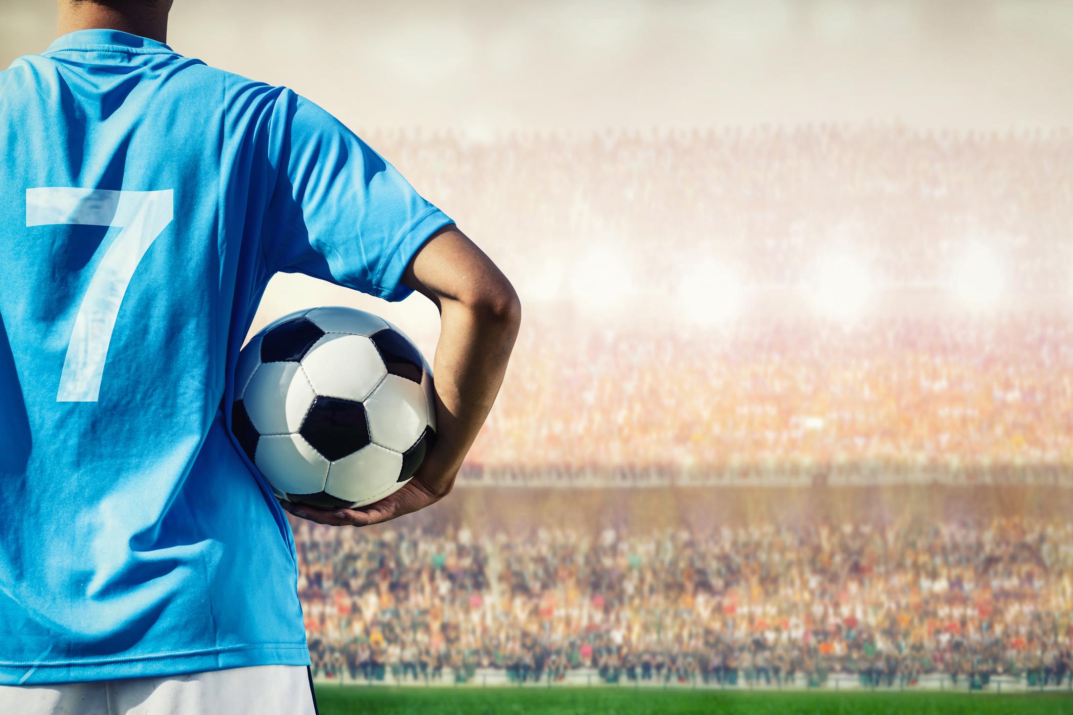Krótka historia piłki nożnej