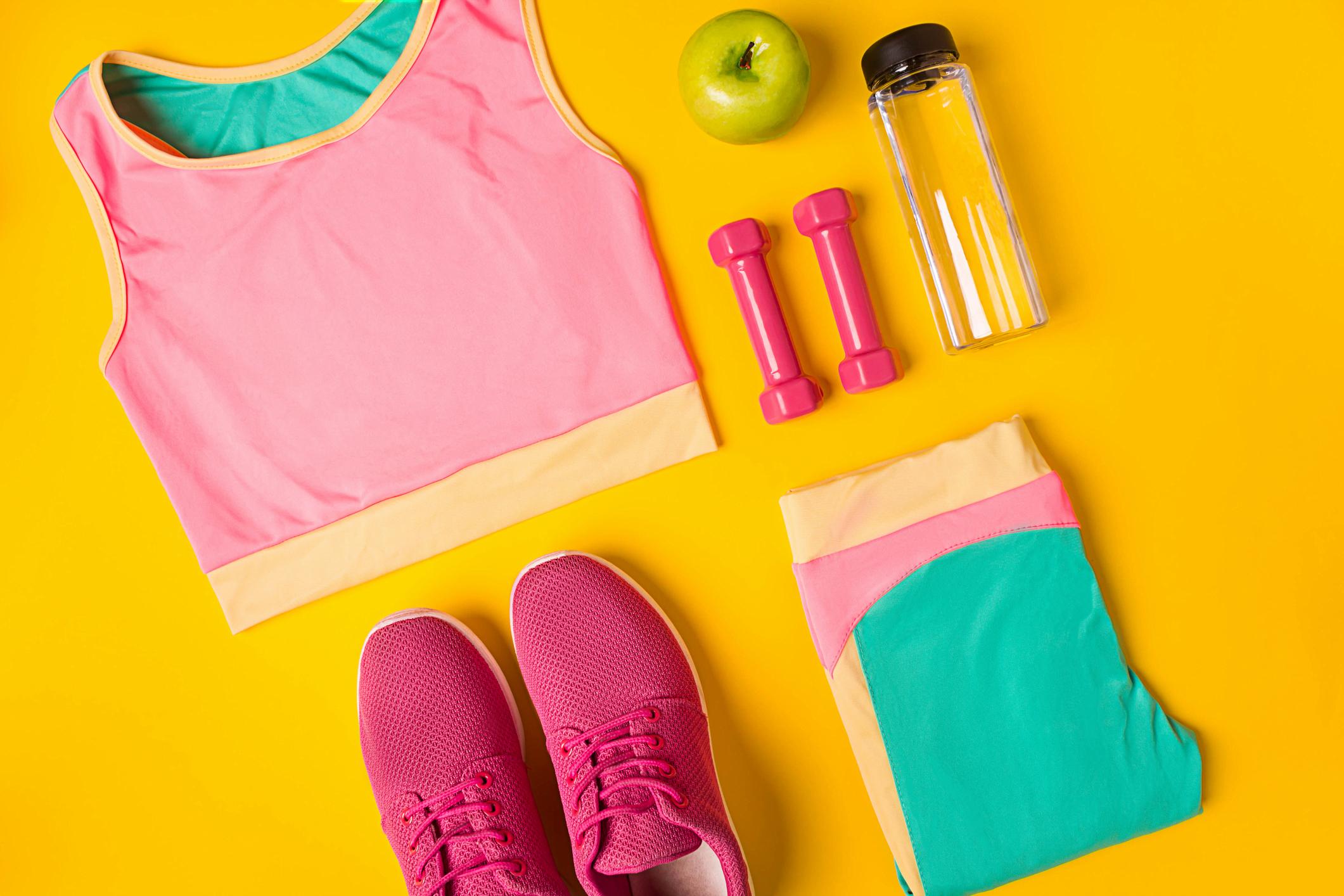 Odpowiedni strój do uprawiania sportu